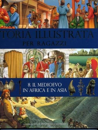 Il medioevo in Africa e in Asia