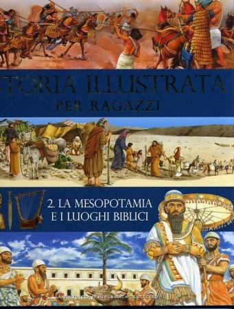 La Mesopotamia e i luoghi biblici