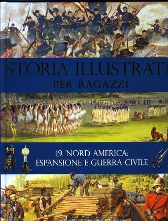Nord America: espansione e Guerra civile