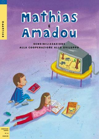 Mathias e Amadou