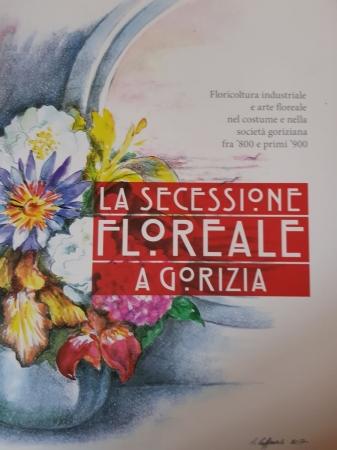 La secessione floreale a Gorizia
