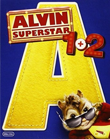 Alvin superstar 1 + 2