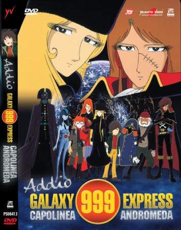 Addio Galaxy Express 999