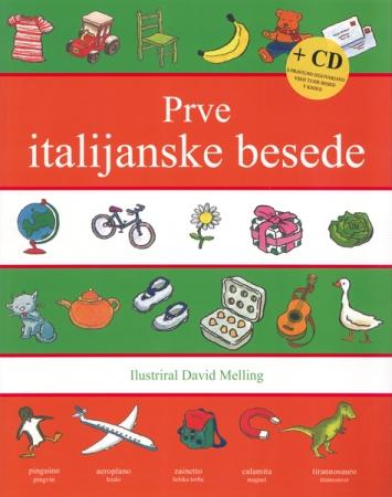 Prve italijanske besede
