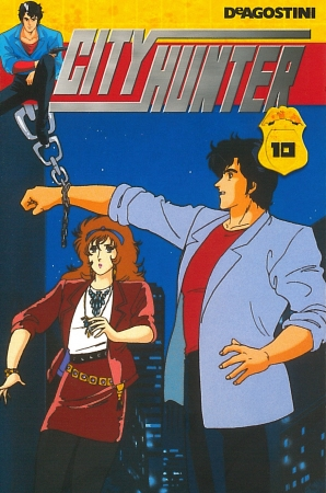 City Hunter. [Vol.] 10