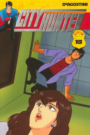 City Hunter. [Vol.] 16