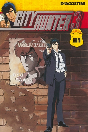 City Hunter 3. [Vol.] 31