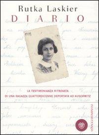 Diario / Rutka Laskier ; traduzione dal polacco di Laura Quercioli Mincer ; introduzione di Zahava Laskier Scherz ; postfazione di Marek Halter