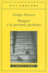 Maigret e le persone perbene