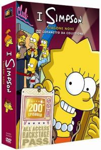 I Simpson [DVD] : stagione nove / creati da Matt Groening, sviluppati da James L.Brooks, Sam Simon