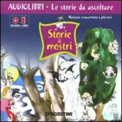 Storie di mostri [Audioregistrazione]