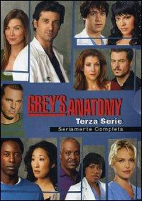 Grey's anatomy : 3a serie : episodi 1-25 [DVD]