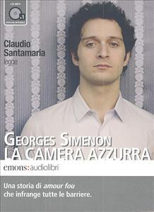 Claudio Santamaria legge La camera azzurra