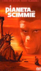 Il pianeta delle scimmie [DVD]