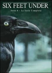 Six Feet Under. Stagione 4; principali interpreti: Peter Krause, Michael C. Hall, Frances Conroy, Lauren Ambrose