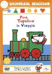 Pina Topolina in viaggio