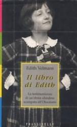 Il  libro di Edith / Edith Velmans ; traduzione di Ira Rubini
