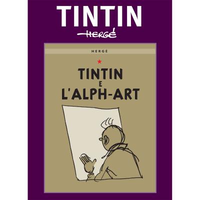 Tintin e l'Alph-Art