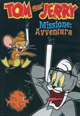 Tom and Jerry missione: avventura