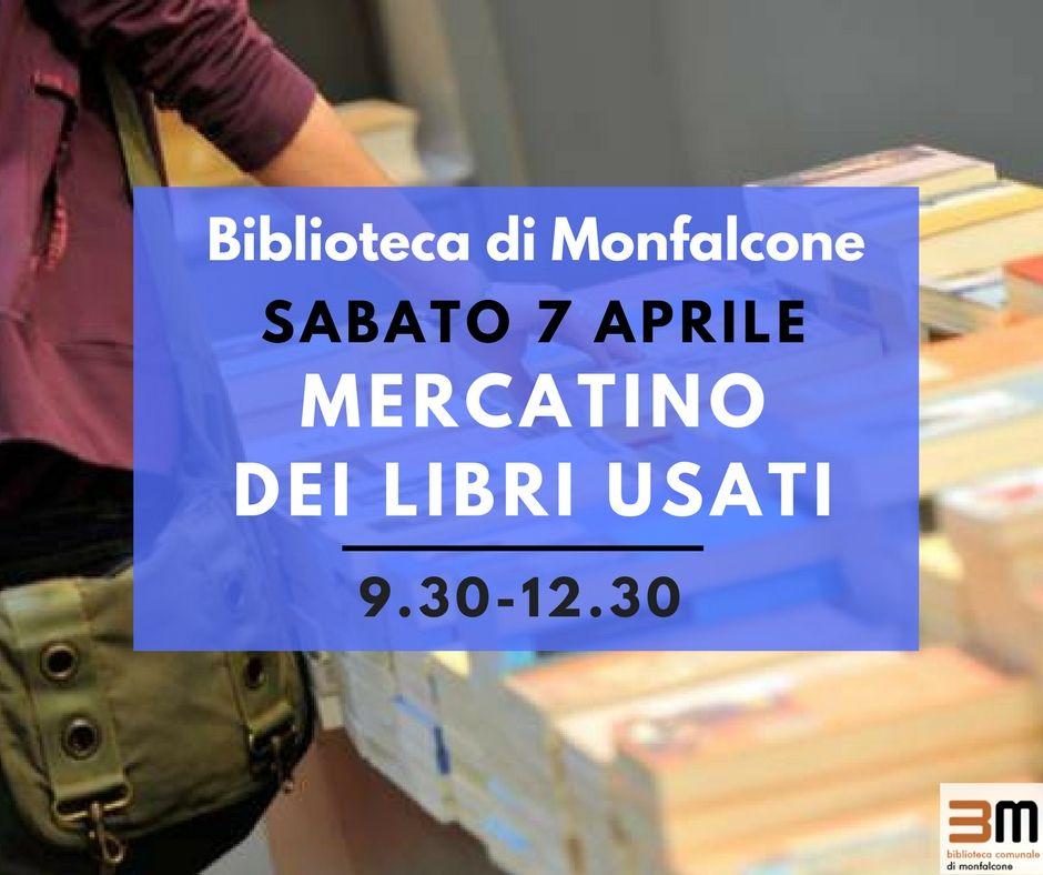 Mercatino dei libri usati consorzio culturale del monfalconese - Mercatino dei mobili usati ...
